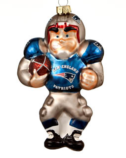 New England Patriots Football Player