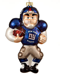 New York Giants Football Player