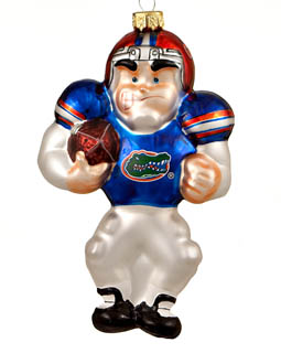 Florida Football Player