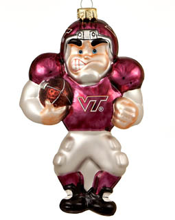 Virginia Tech Football Player