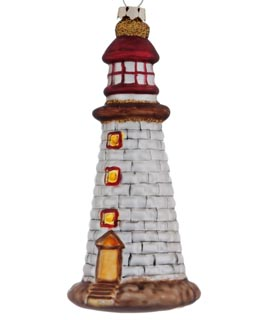 Lighthouse - Brick Structure