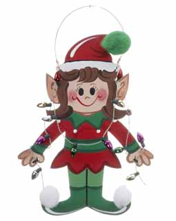 Silly Elf Girl
