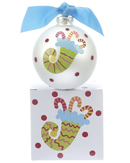 His & Hers Ornaments - Christmas Ornaments for Men & Women