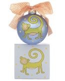 Zoo Ornaments - Zoo Animal Christmas Ornaments
