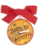 Hunting Ornaments & Hunter Christmas Ornaments