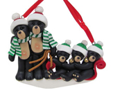 Black Bear Family Sled 5