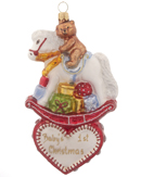 Rocking Horse on Heart