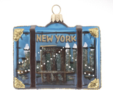 New York Suitcase