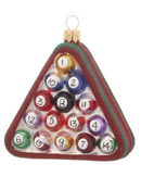 Billiards Ornaments - Pool Christmas Ornaments - Dart Christmas...