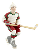 Hockey Ornaments & Hockey Player Christmas Ornaments