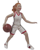 Basketball Ornaments - Basketball Christmas Ornaments