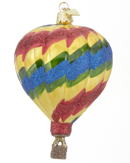 Hot Air Balloon - Rainbow