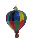 Hot Air Balloon - Colorful
