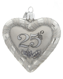 Wedding Ornaments, Engagement Ornaments & Anniversary Ornaments