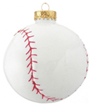 Baseball Ornaments & Softball Christmas Ornaments