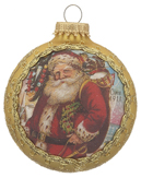2015 Santa on Silk - 1911 Santa Claus