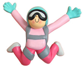 Skydiver Girl