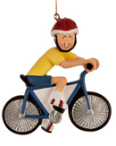 Bicycle Rider - Male