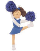 Cheerleader - Blue