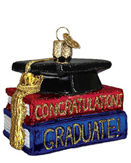 Graduation Christmas Ornaments - Graduate Christmas Ornaments