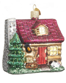 Old World Christmas Glass Christmas Ornaments