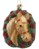 Horse Ornaments - Horse Christmas Ornaments