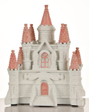 Large Castle Piggy Bank