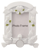Engagement Frame Ornament