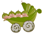 Peapod Carriage 4