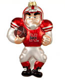 Nebraska Football Player