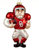 Oklahoma Football Player