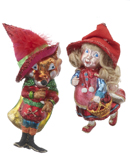 Fairy Tale and Nursery Rhyme Christmas Ornaments