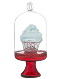 Cupcake Under Dome Blue