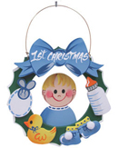 Baby Wreath Blue